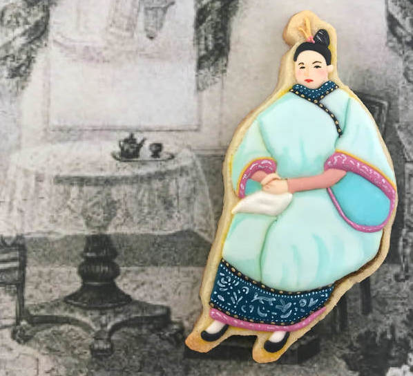 Cookie Artist Teaches Edible Lessons In Asian-American History