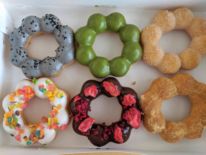 International Flavor, Local Ingredients: Get Your Mochi Donut Fix in the Bay