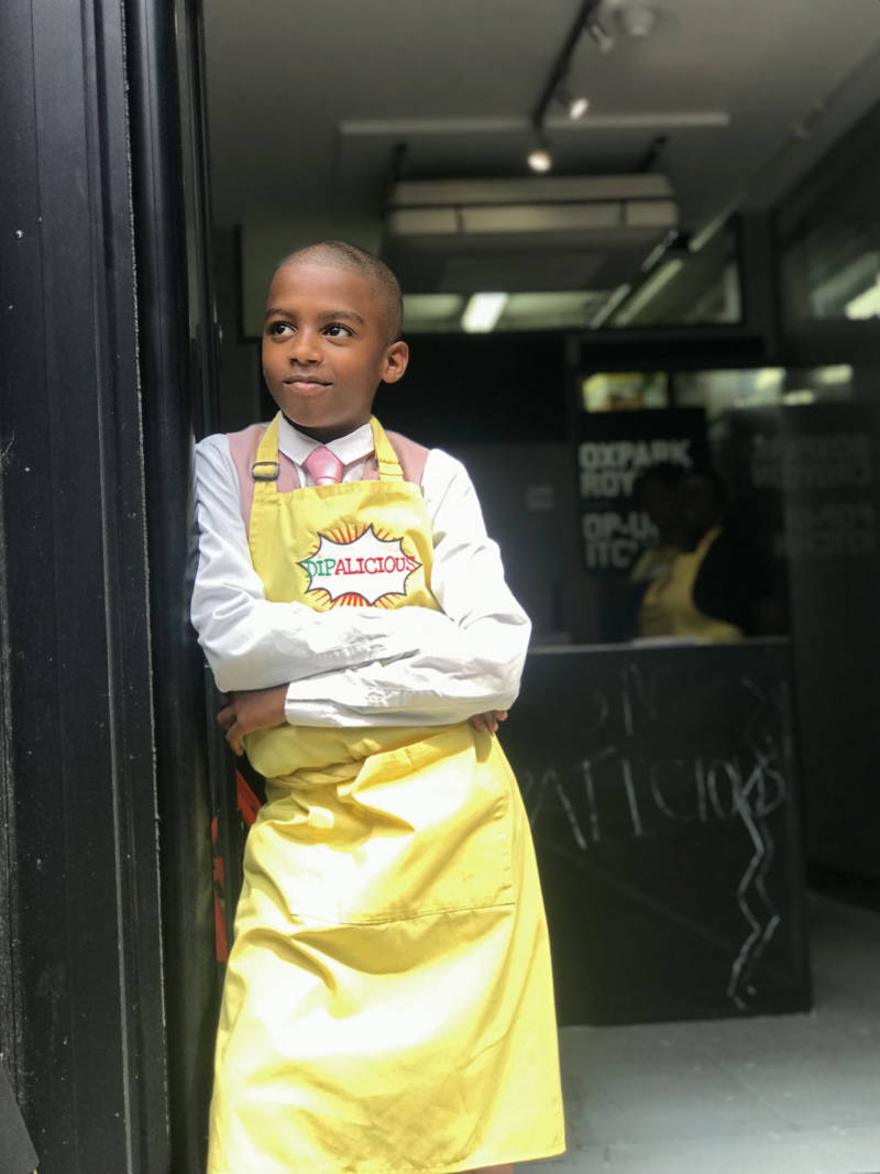 This Rising Star Chef Is Black, Vegan — And Only 11 Years Old