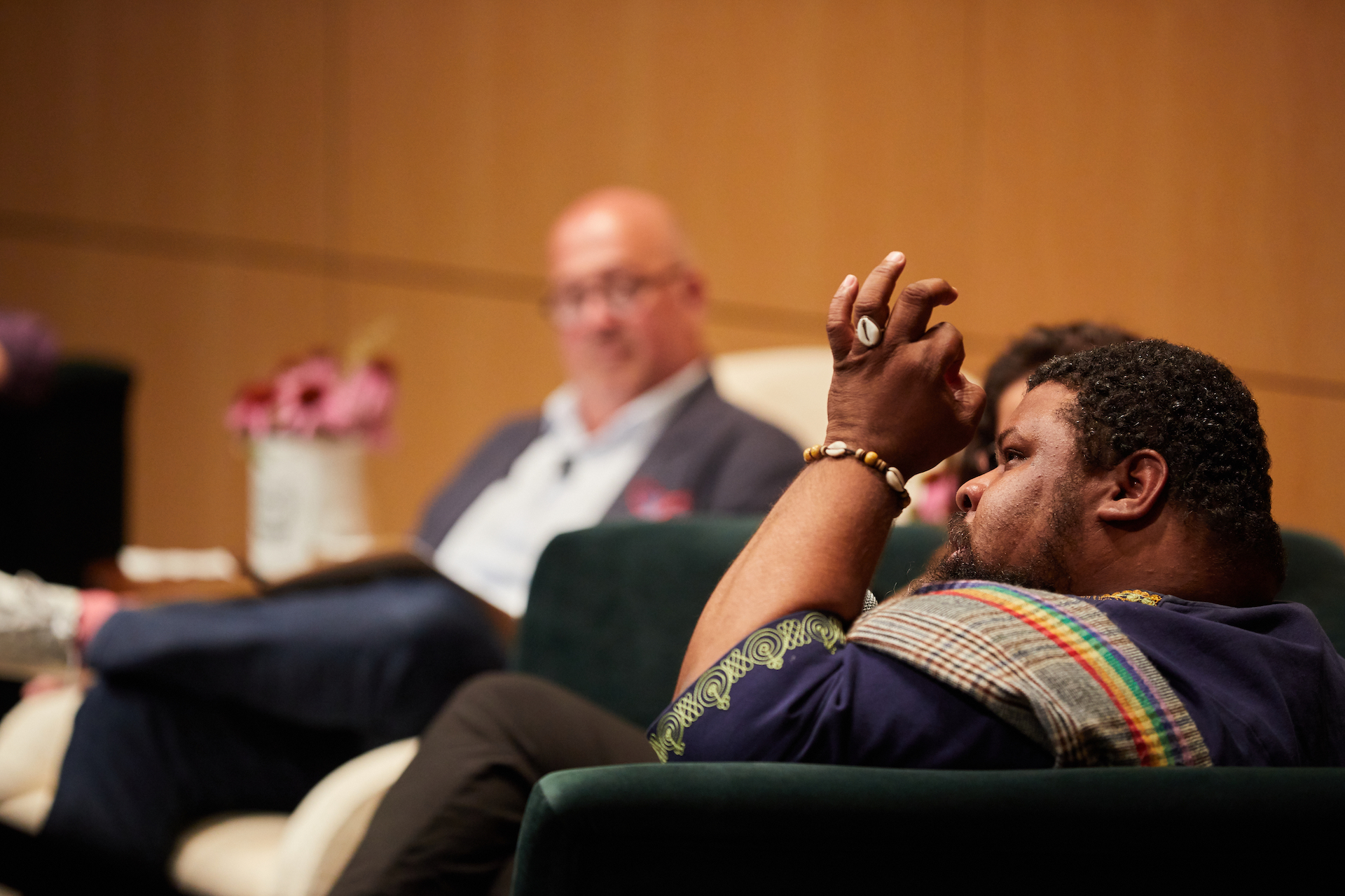 Andrew Zimmern, Tanya Holland and More Gather to Discuss Change in the Culinary Industry