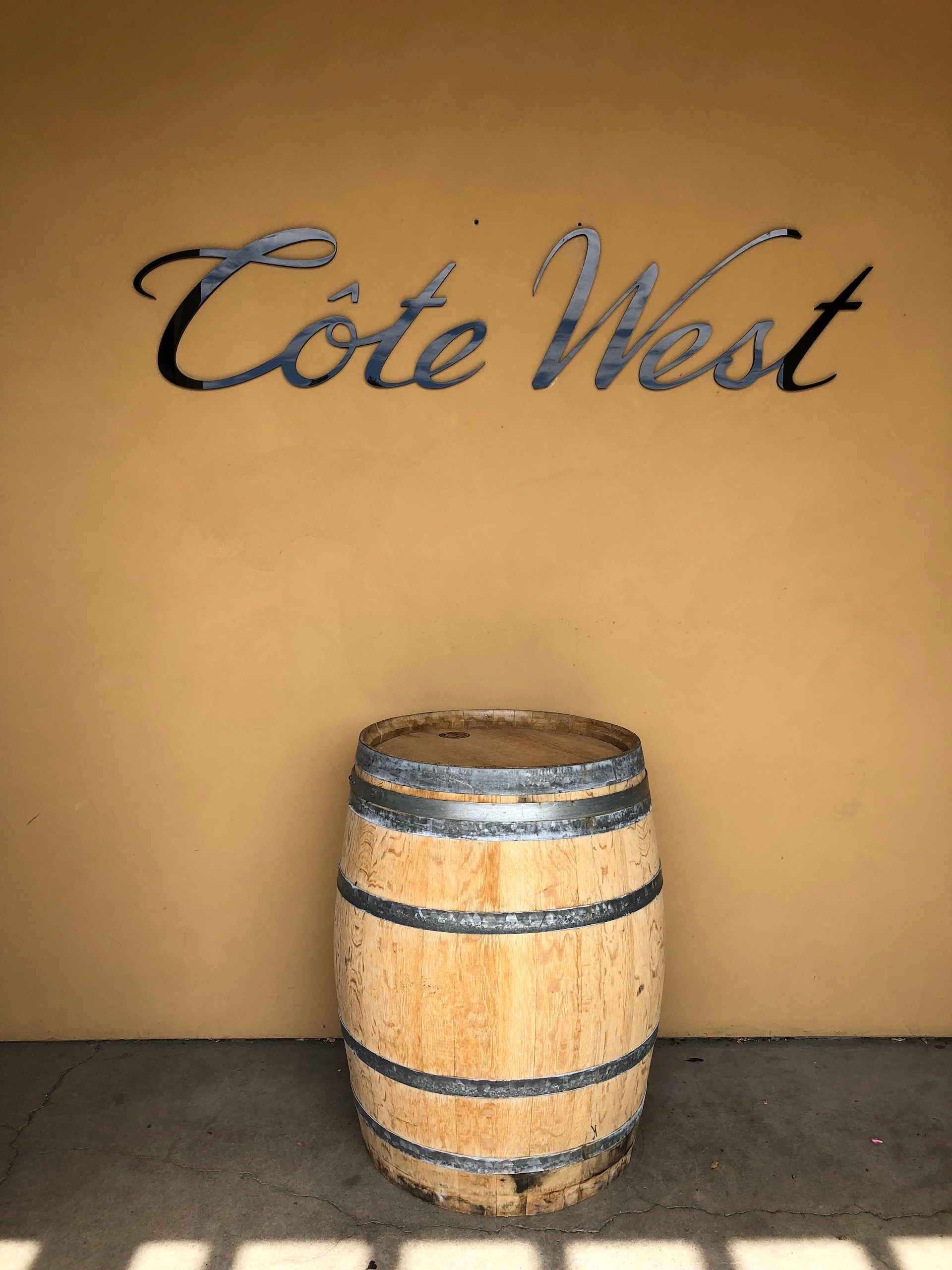 Welcome to Côte West in Oakland's Embarcadero Cove