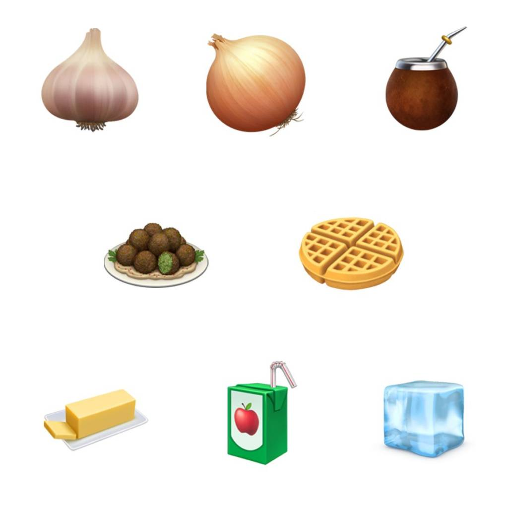 A Bunch of New Food Emojis Just Arrived to the Table