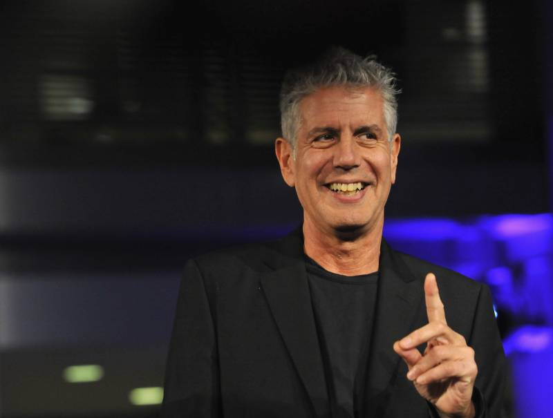 'No Reservations' New Look: But Where's Anthony Bourdain?