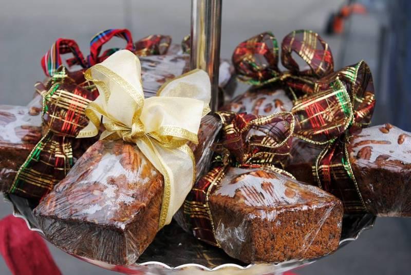 Sugary treats from Dot's Baking Pantry .