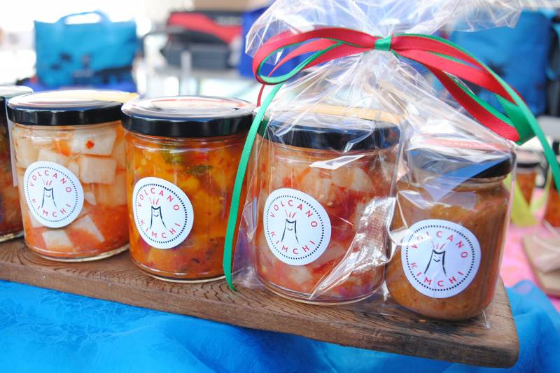 Kimchi: the gift that's good for your gut!