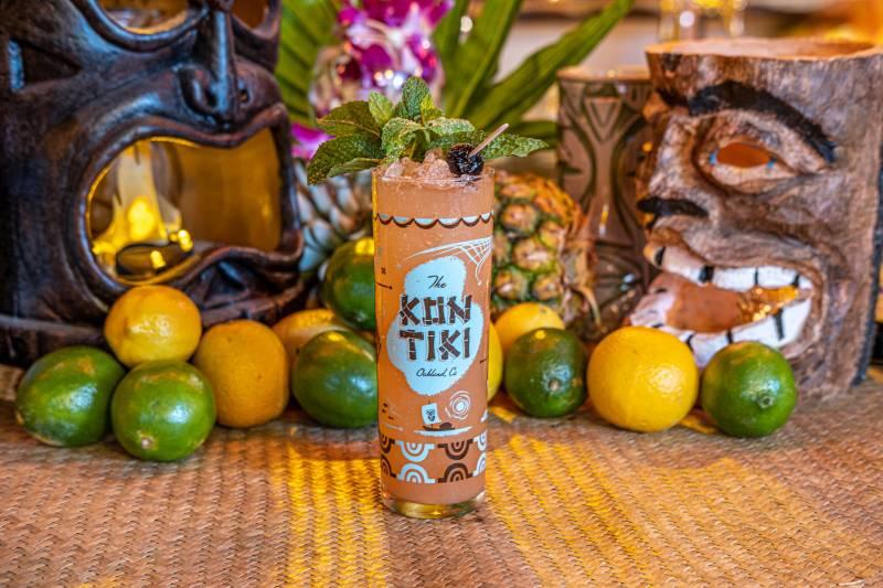 The Kon-Tiki's New Bar and Restaurant Promises 'American Tropical' Fantasy