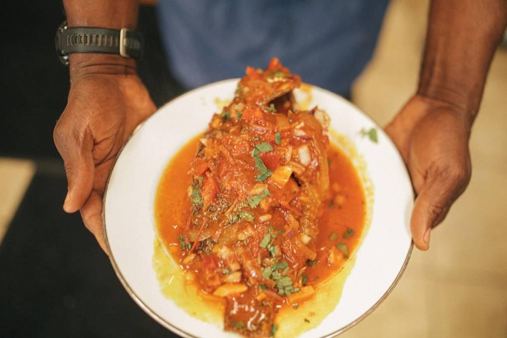 At Ruth's Buka, Diners Find Jollof, Egusi and Community