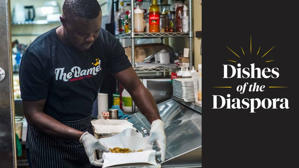 Introduces new series Dishes of the Diaspora