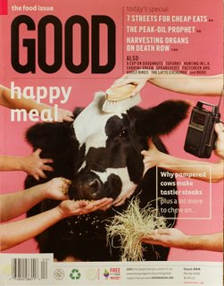 GOOD: The Food Issue