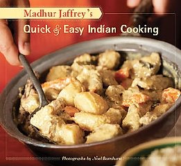 Contemporary indian cooking by the book bay area bites kqed food madhur jaffreys quick easy indian cooking is actually a reprint of a book first published about ten years ago but you know who made the whole quick and forumfinder Gallery