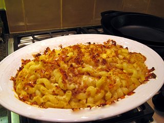 Resist the Box: Homemade Macaroni and Cheese