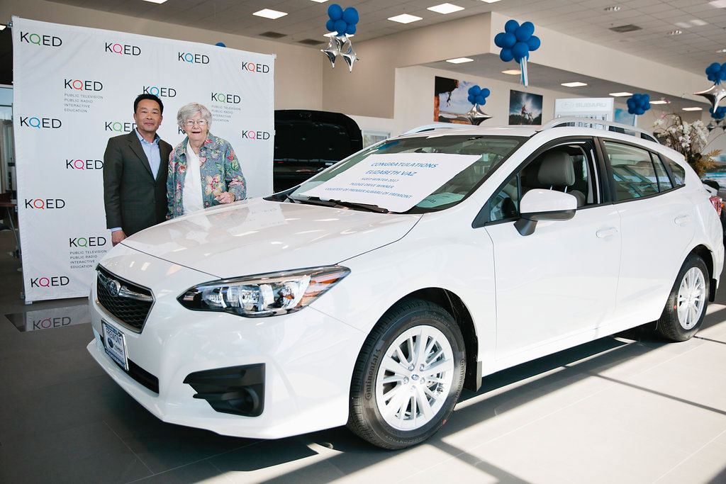 Winter 2017 Subaru Impreza Hatchback Winner