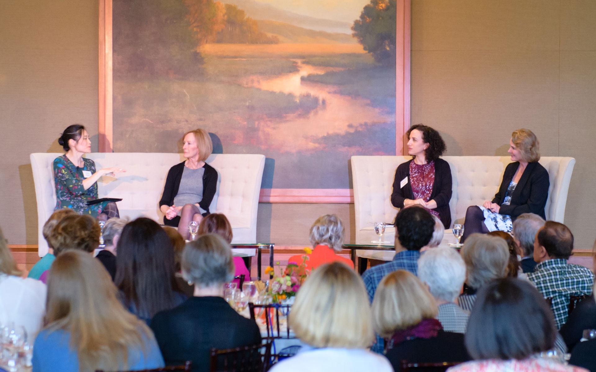 2018 Women NewsMaker Event Panelists