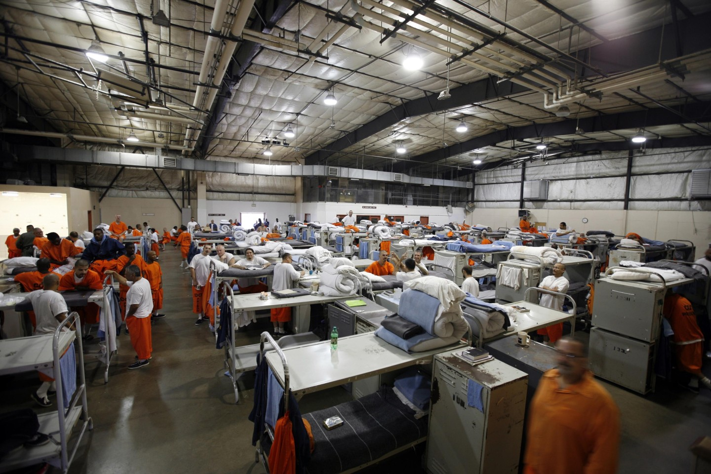 Packing the House: The Back Story on California's Prison Boom