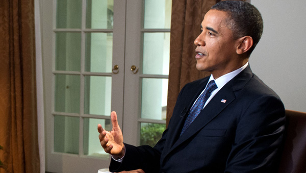 Obama's Very Loaded Thumbs Up On Same-Sex Marriage