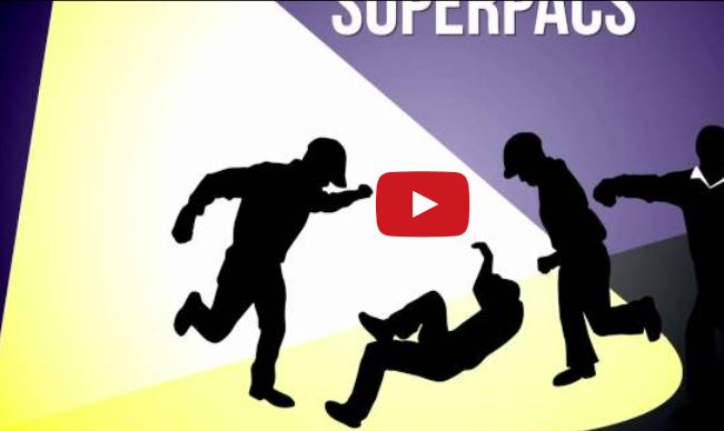 Super PACs, the Animated Music Video