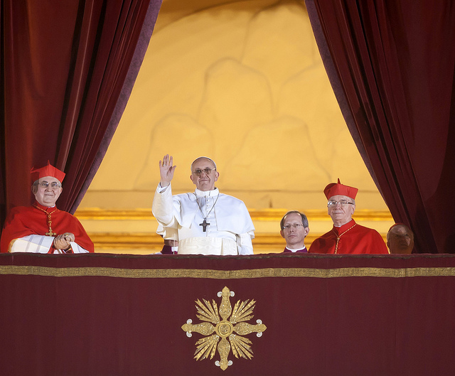 A New Pope For A New Catholic World
