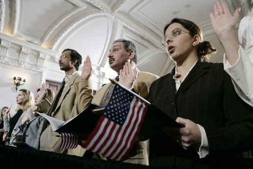 Could You Pass A U.S. Citizenship Test?
