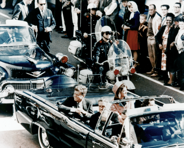 How the Media Broke the Kennedy Assassination 50 Years Ago