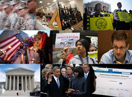 Your Reactions to the 20 Biggest Stories of 2013