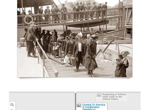 Interactive Timeline: History of Immigration in America