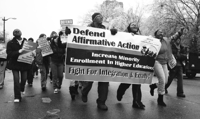 Affirmative Action on the Rocks [Interactive Timeline]