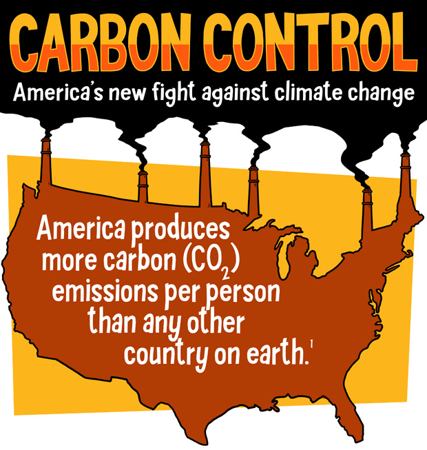 Carbon Control: What America's New Climate Change Offensive Looks Like