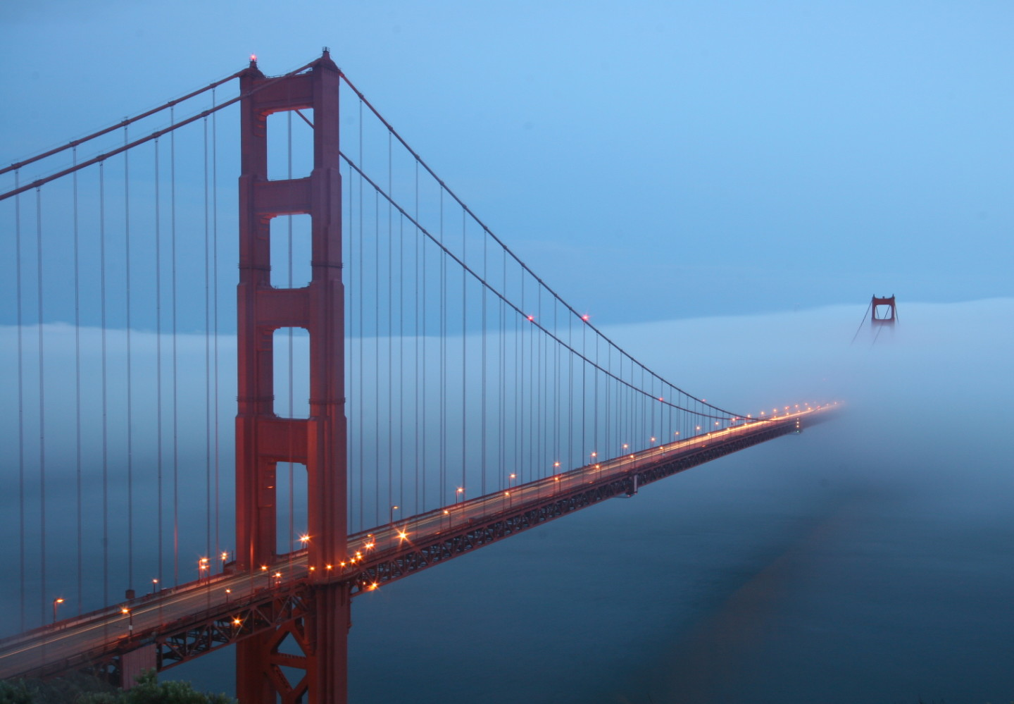 The Chilling Effect: Why San Francisco Gets So Dang Foggy in the Summer [Interactive]