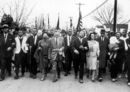 """50 Years after """"Bloody Sunday,"""" Still Miles to Go in March for Voting Rights"""