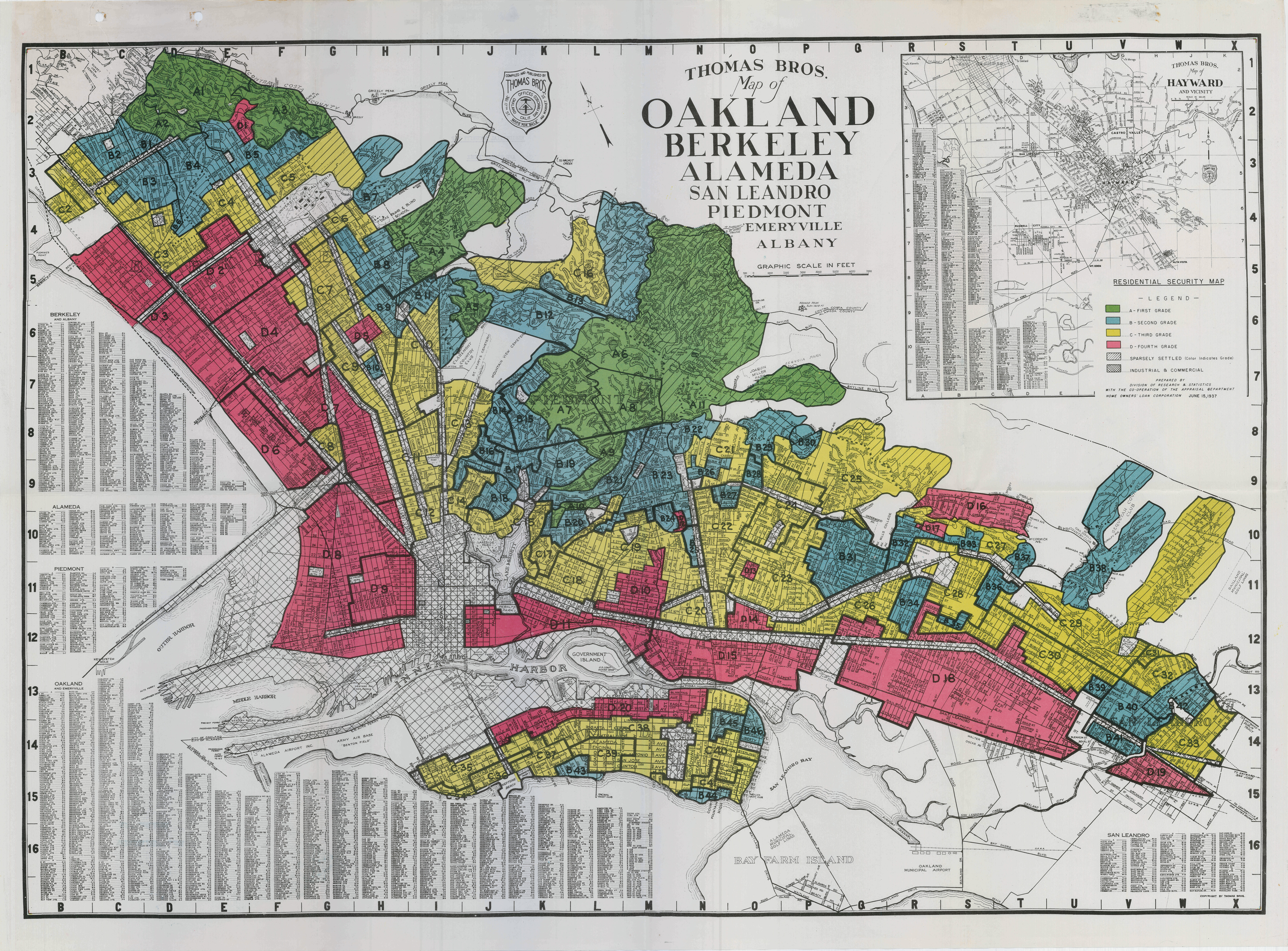 How Government Redlining Maps Pushed Segregation in ...