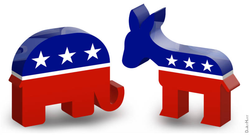 How Democrats and Republicans Compare on 12 Major Issues (with lesson plan)