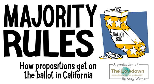 Majority Rules: How California's Proposition System Works (with Lesson Plan)