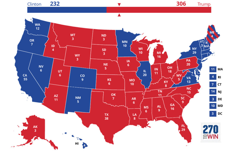 How the Electoral College Could -- But Won't -- Stop Trump from Becoming President (with Lesson Plan)