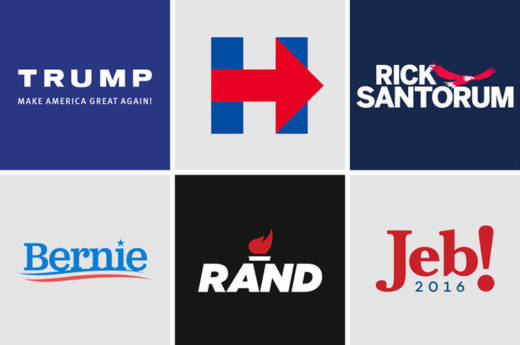 Politics By Design The Art Of Political Logos With Lesson Plan