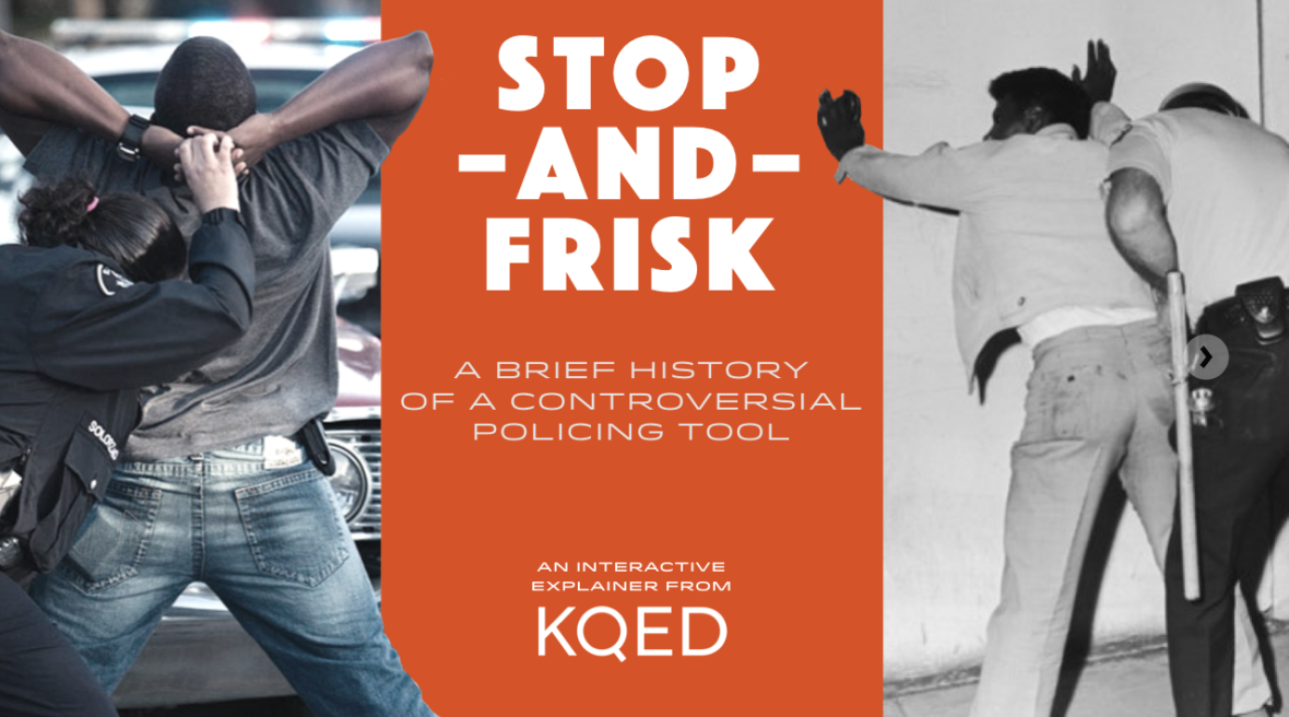Stop-and-Frisk: A Brief History of a Controversial Policing Tool (with Lesson Plan)