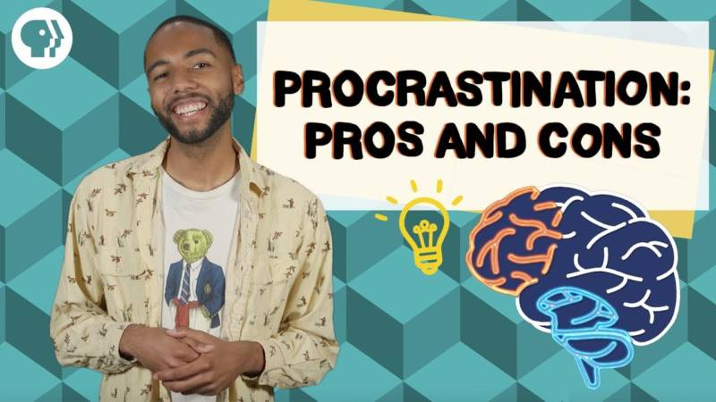 VIDEO: Is Procrastination Ever A Good Thing? (with Lesson Plan)
