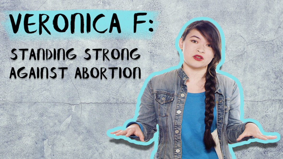 WATCH: A Teen Anti-Abortion Activist Forges Her Own Path in the Liberal Bay Area