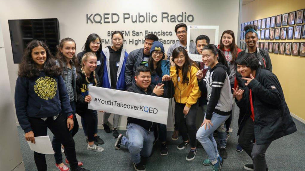 KQED's Youth Takeover!