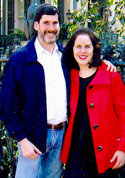 Michael Millenson and his wife, Susan. (Photo: Michael Millenson)