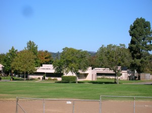 Napa State Hospital where a health care worker was murdered, allegedly by a patient in 2010. (Lisle Boomer: Flickr)