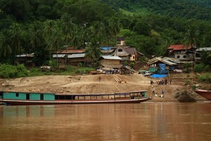 Many died trying to cross the Mekong River when escaping from Laos to Thailand. (Photo: Bruno Ideriha)