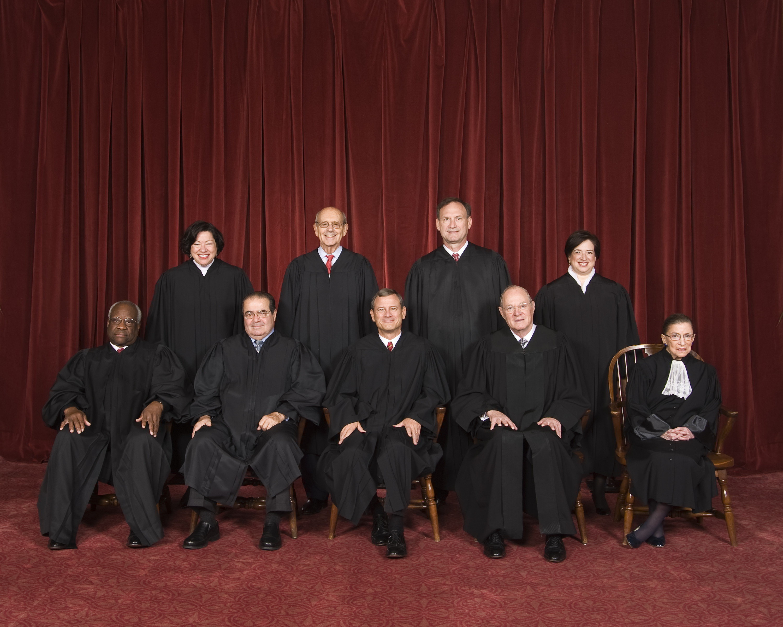 (Courtesy: U.S. Supreme Court)