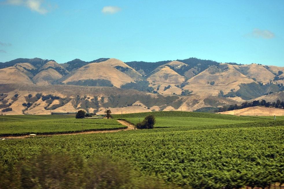 San Luis Obispo County. (Steve Wilson: Flickr)