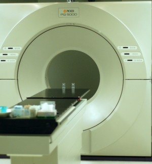 A CT imaging system. (Derek K. Miller: Flickr)