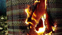A sofa may contain up to two pounds of flame retardants. (Dan Buczynski/Flickr)