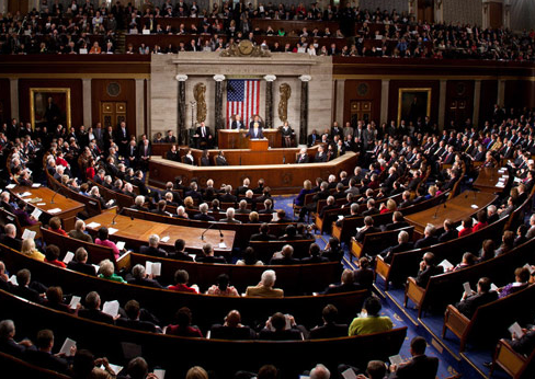 The 2012 State of the Union address. (Photo: The White House)