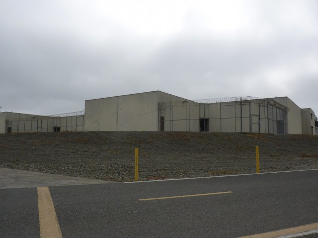Pelican Bay State Prison, Crescent City, CA. (Michael Montgomery/KQED)