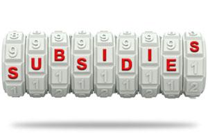 subsidies key 300