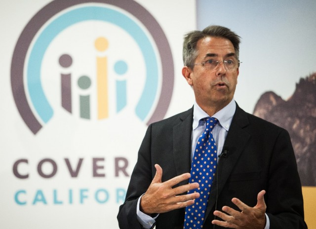 Peter Lee, seen here in a 2012 photo, is the executive director of Covered California and testified Thursday before the joint legislative committee on health.