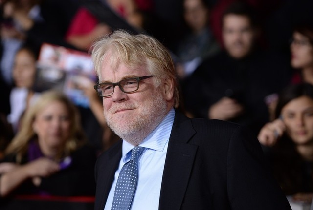 Philip Seymour Hoffman arrives for the Los Angeles premiere of 'The Hunger Games: Catching Fire' in Los Angeles, California, last November. Robyn Beck/AFP/Getty Images)